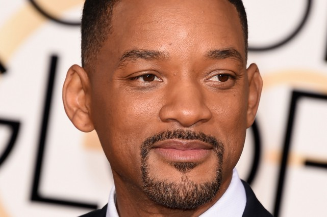 Will Smith... (PHOTO ARCHIVES AFP)