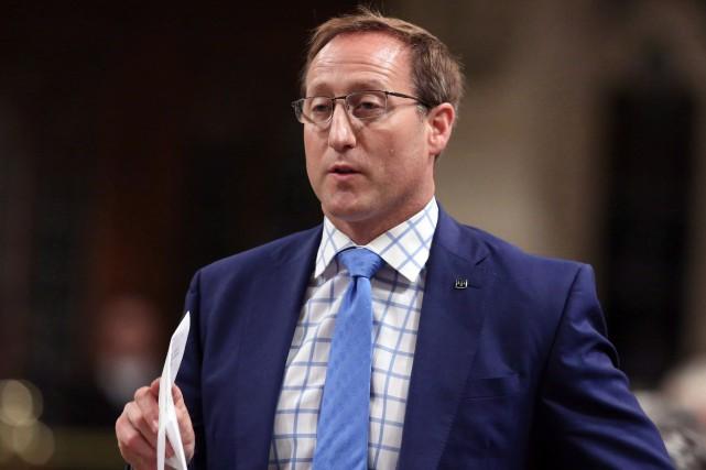 Les plus récents sondages indiquent que Peter MacKay... (PHOTO ARCHIVES LA PRESSE CANADIENNE)