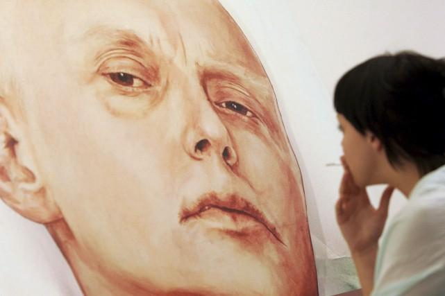 Alexandre Litvinenko avait succombé à un empoisonnement au... (Archives, Agence France-Presse)
