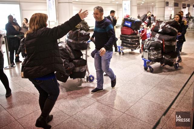 Des endroits pour accueillir les réfugiées, il y en a des dizaines de milliers... (Archives, La Presse)