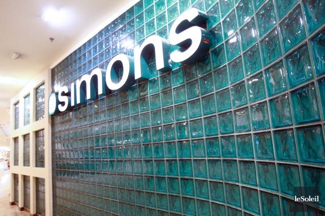 Le futur Simons grande surface ouvrira en 2017.... (Le Soleil, Pascal Ratthé)