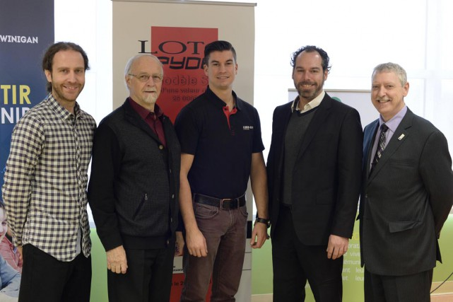 Un partenariat entre le Centre Roland-Bertrand et la... (Sylvain Mayer)