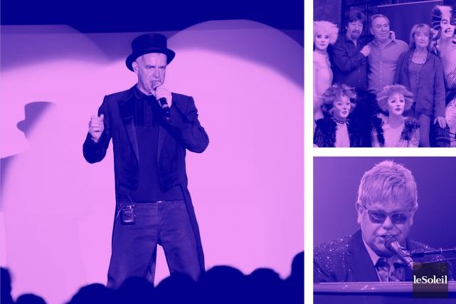 Nouvel album pour les Pet Shop Boys (Infographie Le Soleil)