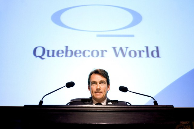 Alors que Pierre Karl Péladeau était l'une de... (PHOTO CHRISTINNE MUSCHI, ARCHIVES REUTERS)