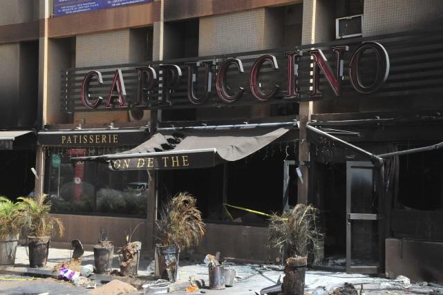 Quelles traces laissent en nous les attentats fous dont les médias nous... (Photo AFP)