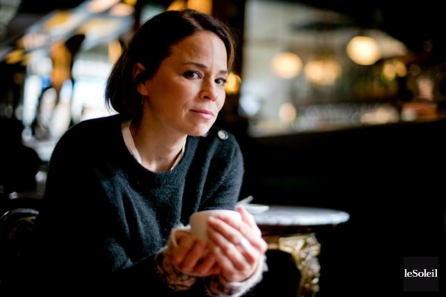 Suzanne Clément profite de l'effet Xavier Dolan: le... (Photothèque Le Soleil)