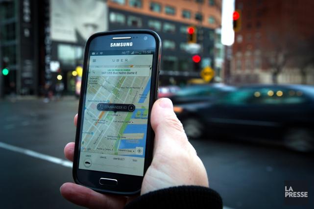 Les chauffeurs de taxi sont exaspérés par la... (PHOTO OLIVIER JEAN, ARCHIVES LA PRESSE)