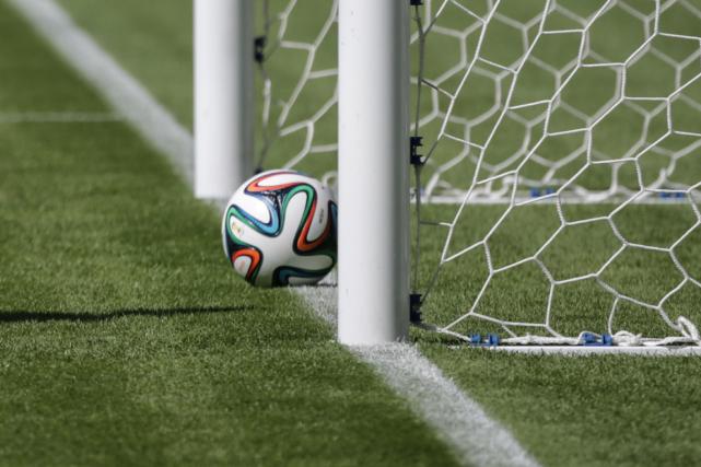 L'UEFA a annoncé qu'elle utilisera la technologie sur la ligne de but lors du... (Photo Yasuyoshi Chiba, archives AFP)