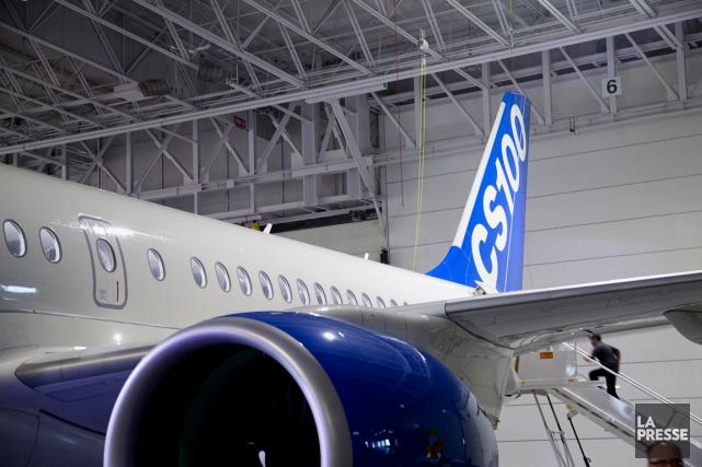 Dans un communiqué publié lundi, l'avionneur brésilien Embraer... (PHOTO ALAIN ROBERGE, ARCHIVES LA PRESSE)