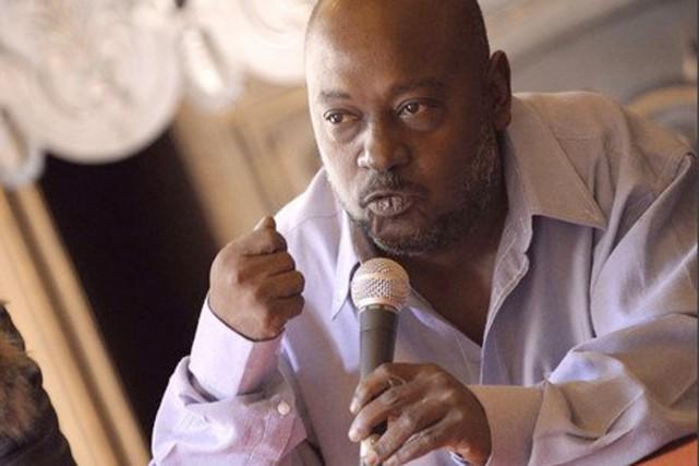 Le poète et romancier haïtien Lyonel Trouillot.... (PHOTO TIRÉE DE TWITTER)