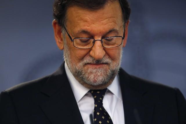 Le dirigeant conservateur avait proposé de former un... (Photo Francisco Seco, AP)