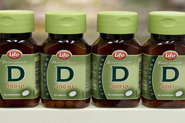 Une déficience en vitamine D pourrait augmenter le risque de souffrir de maux... (Photo: PC)