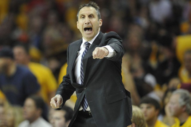 David Blatt... (Photo David Richard, archives USA TODAY SPORTS)