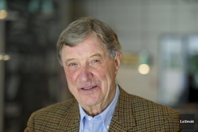 L'ancien député provincial d'Ottawa-Vanier, Albert Roy, est un... (Martin Roy, LeDroit)