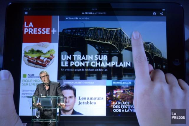 En réponse au billet d'opinion de Pascal St-Pierre intitulé «La Presse... (Archives)