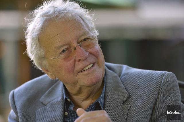 Jean-Paul L'Allier... (Photothèque Le Soleil, Yan Doublet)