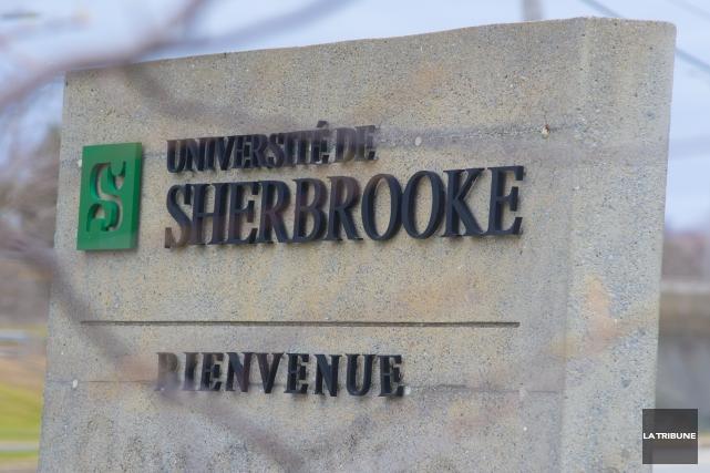 Encore une fois, l'Université de Sherbrooke et la Ville de Sherbrooke font une... (Archives, La Tribune)