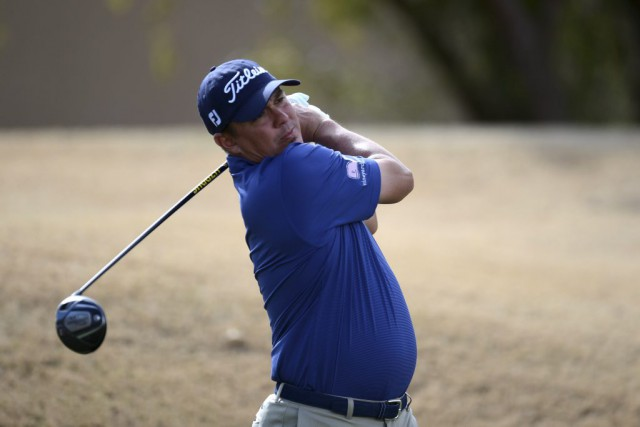 Jason Dufner... (Photo Joe Camporeale, USA TODAY Sports)
