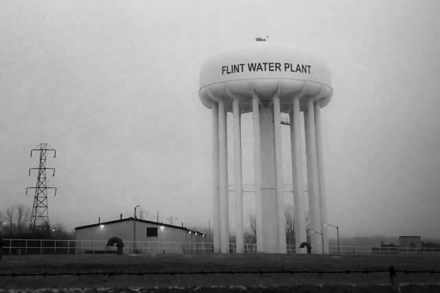 Le problème d'eau contaminée au plomb a commencé... (PHOTO PERRY RECH, ARCHIVES AP)