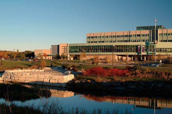 Le campus de Sudbury du Collège Boréal... (Courtoisie)