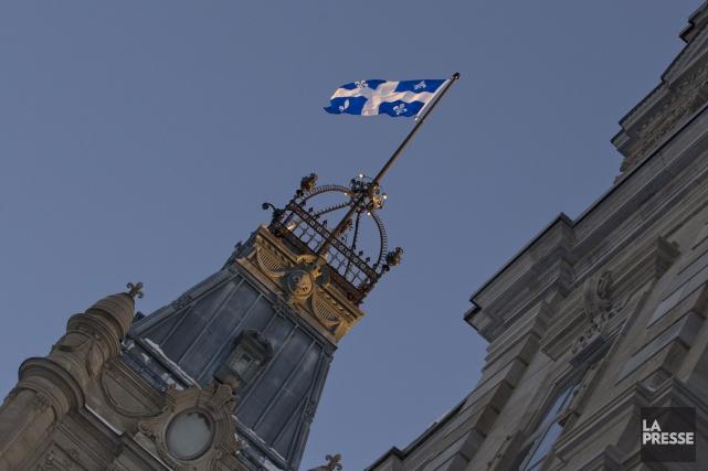 Lors de son élection à la tête du Parti québécois, Pierre Karl Péladeau clamait... (Archives La Presse)