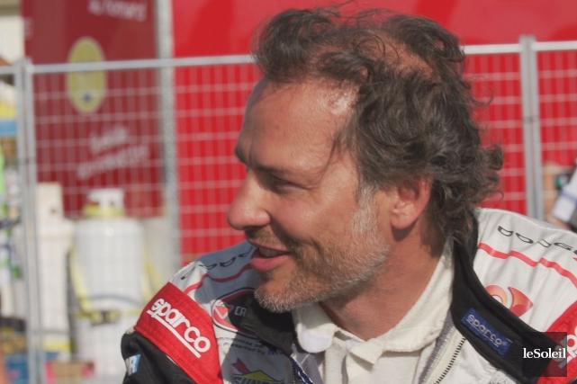 L'aventure de Jacques Villeneuve en Formule E n'aura... (Photothèque Le Soleil)