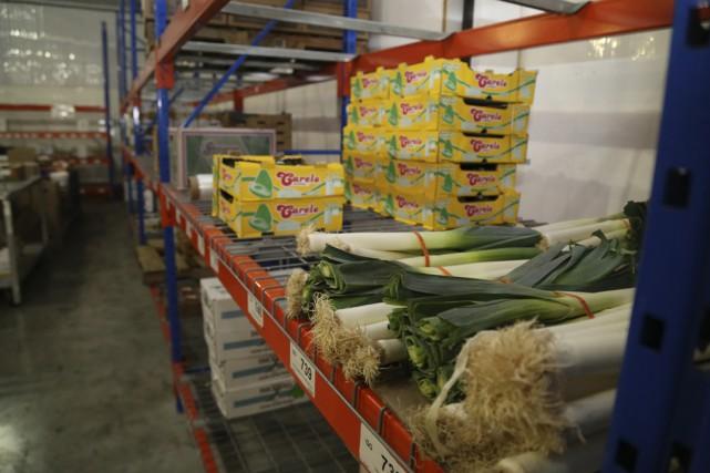 L'augmentation du prix des aliments dans les dernières... (photo Janick Marois)