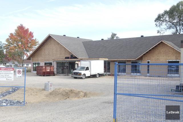 La Maison de naissance de l'Outaouais sera désormais... (Etienne Ranger, LeDroit)