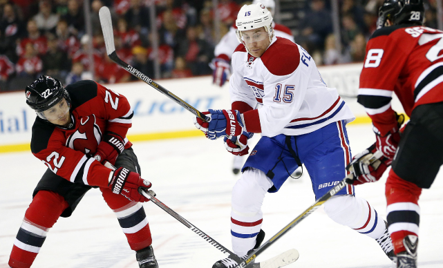 Tomas Fleischmann croit que la saison du Canadien est... (PHOTO JULIO CORTEZ, ARCHIVES ASSOCIATED PRESS)