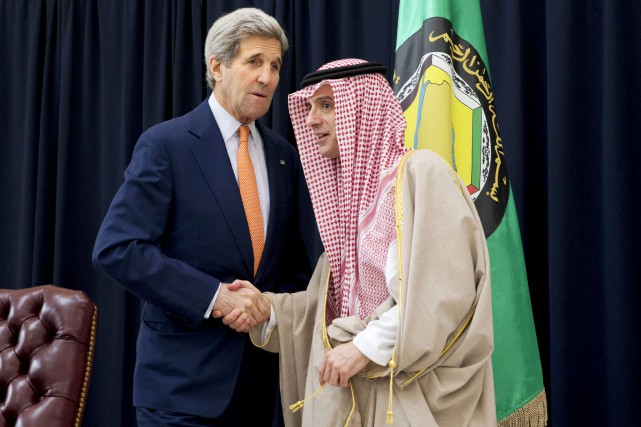 «Je ne vois pas les États-Unis et l'Iran... (PHOTO JACQUELYN MARTIN, REUTERS)