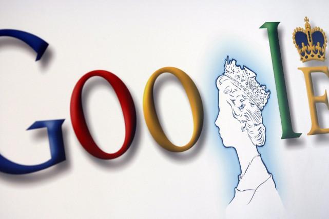 Google fait partie d'un groupe de plusieurs multinationales... (PHOTO ADRIAN DENNIS, ARCHIVES AGENCE FRANCE-PRESSE)