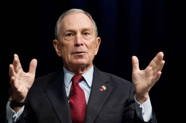 Michael Bloomberg s'est donné jusqu'au début mars pour... (AFP)