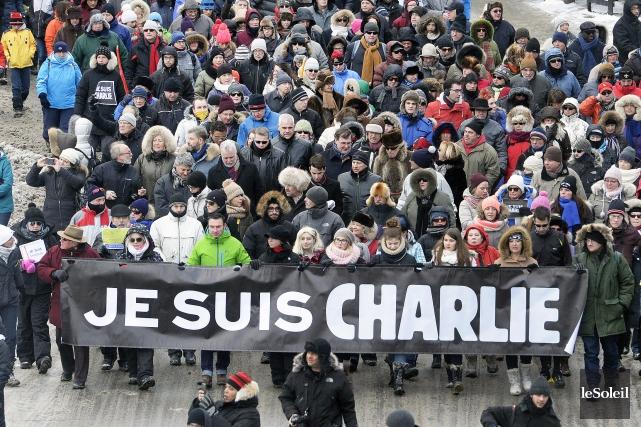 CHRONIQUE ÉGLISE / Un an après l'attentat terroriste contre les artisans du... (Archives Le Soleil)