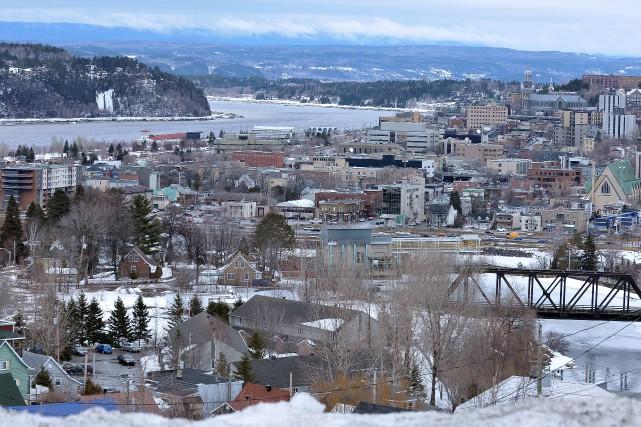 Les régions périphériques du Québec sont victimes de leur productivité. Alors... (Archives Le Progrès-Dimanche, Rocket Lavoie)