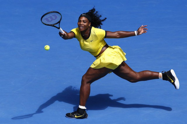 Gagnante de 21 tournois majeurs, Serena Williams, numéro un mondiale,... (PHOTO RAFIQ MAQBOOL, AP)