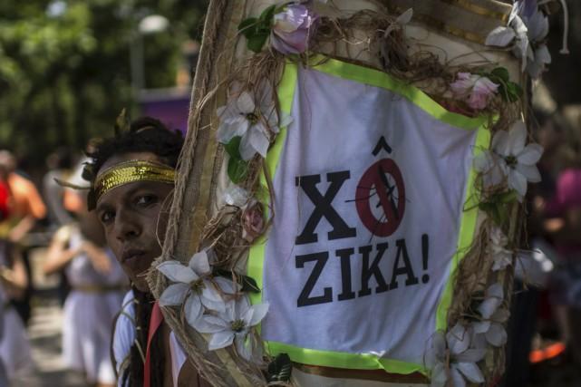 Les autorités municipales de Rio de Janeiro ont promis dimanche de tout faire... (Photo AFP)