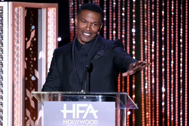 Jamie Foxx... (AP, Invision, Chris Pizzello)