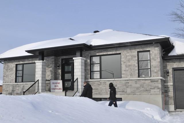 Les acheteurs de résidences neuves bénéficient d'une garantie... (Archives Le Nouvelliste)
