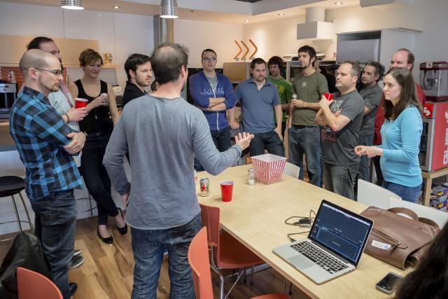 L'application Yüko a été conçue chez Mirego lors... (fournie par Sébastien Morin)