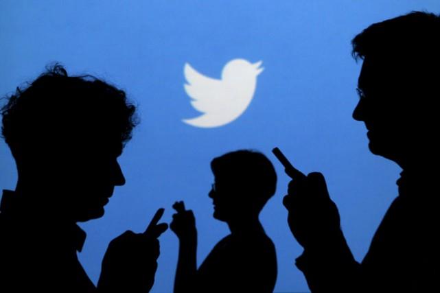 Twitter revendiquait fin septembre 320 millions d'utilisateurs dans... (PHOTO REUTERS)