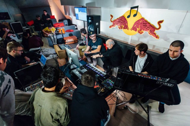 La Red Bull Music Academy est une sorte... (PHOTO TIRÉE DE FACEBOOK)