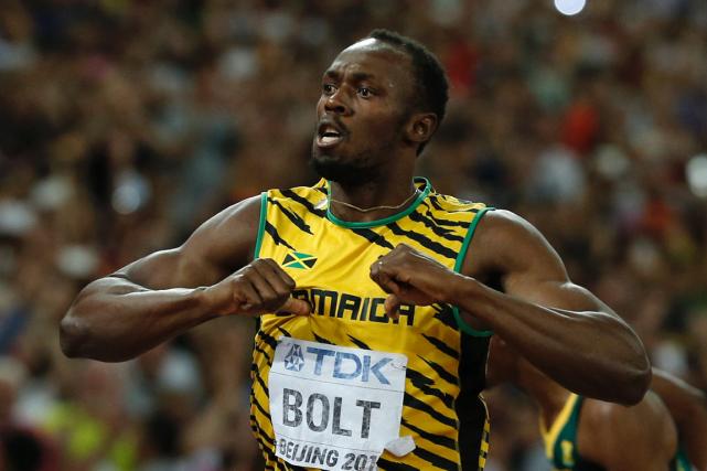 Depuis plusieurs années, Usain Bolt répète que Rio... (Photo Adrian Dennis, archives AFP)