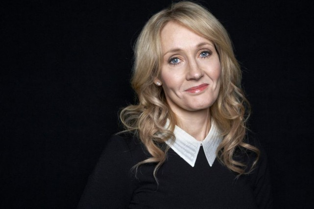 J.K. Rowling... (PHOTO ARCHIVES AP)