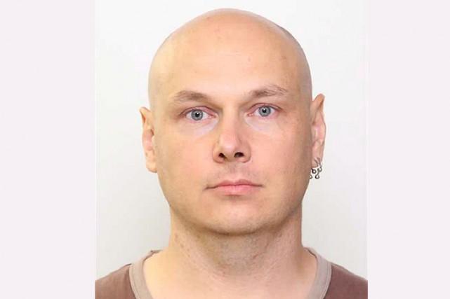 Mark Marek avait été arrêté un an après... (PHOTO POLICE D'EDMONTON, ARCHIVES LA PRESSE CANADIENNE)