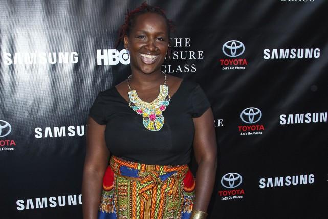 La productrice de films et d'émissions télévisées Effie... (AP, Paul A. Hebert)