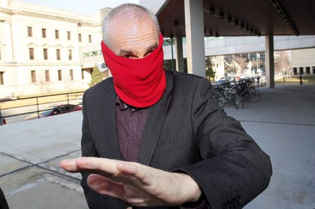 Graham James... (La Presse Canadienne)