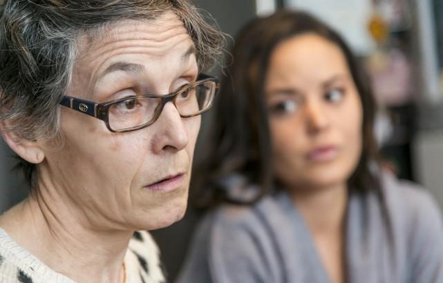 Françoise Colombani n'en revient toujours pas du mépris... (Spectre Média, Frédéric Côté)