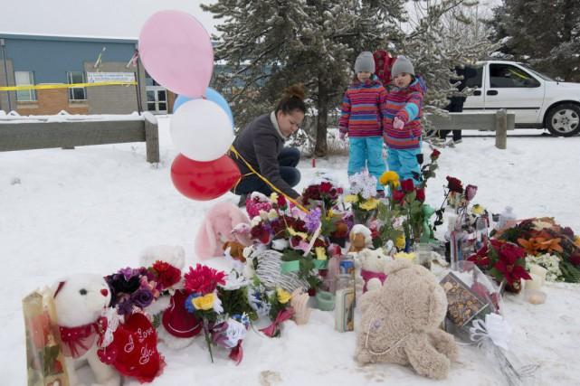 L'école où est survenue la tuerie pourrait être... (La Presse Canadienne)