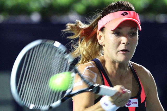 Agnieszka Radwanska... (Photo archives Associated Press)