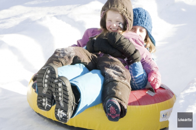 L'événement Plaisirs d'hiver sera de retour le samedi... (archives La Voix de l'Est)